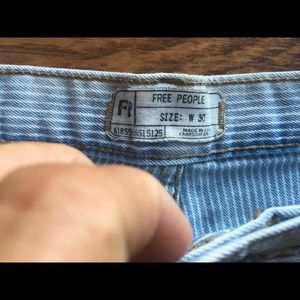 Free People Shorts - Free people high waist shorts sz 30 EUC